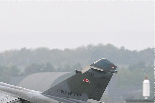 Photo#3068-2-Dassault Mirage F1CR