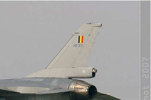 Photo#3106-2-General Dynamics F-16AM Fighting Falcon