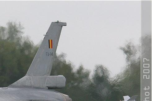 Photo#3109-2-General Dynamics F-16AM Fighting Falcon