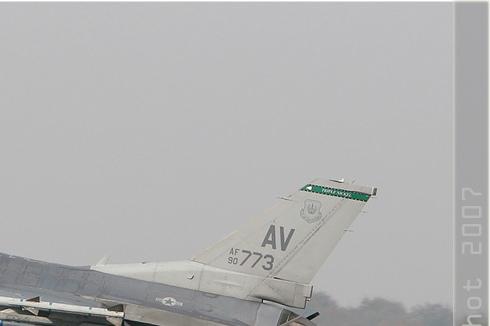Photo#3118-2-General Dynamics F-16C Night Falcon
