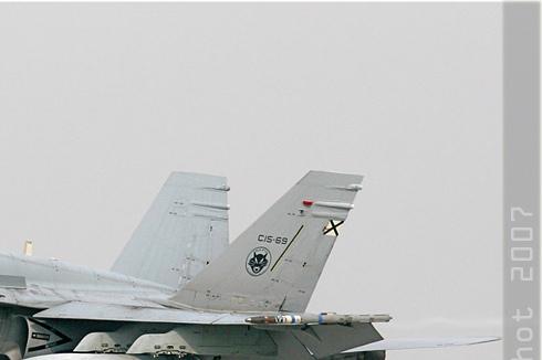 Photo#3121-2-McDonnell Douglas EF-18A Hornet