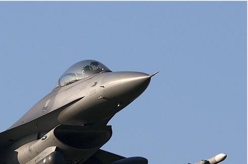 Photo#3184-2-General Dynamics F-16C Night Falcon