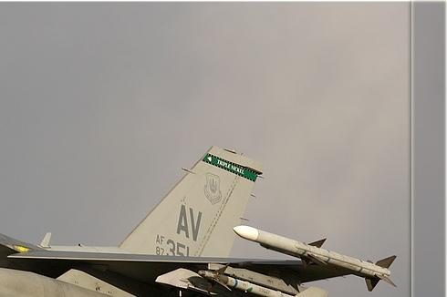 Photo#3190-2-General Dynamics F-16C Night Falcon