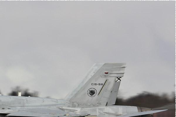 Photo#3207-2-McDonnell Douglas EF-18A Hornet
