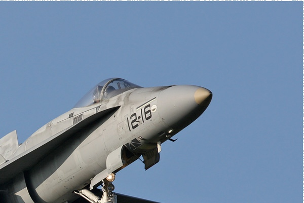 Photo#3208-2-McDonnell Douglas EF-18A Hornet