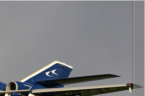 Diapo3214 Dassault Falcon 20C 82/G-FRAS, Florennes (BEL) TLP 2007-6
