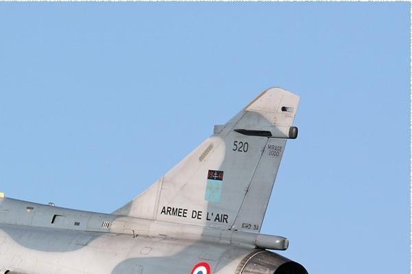 Photo#3297-2-Dassault Mirage 2000B