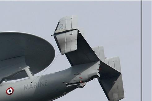 Photo#3417-2-Grumman E-2C Hawkeye