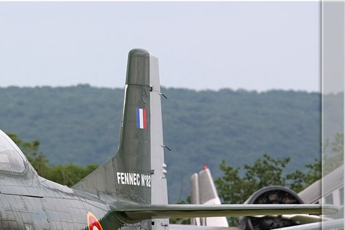 Photo#3558-2-North American T-28S Fennec