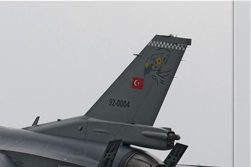 Photo#3589-2-General Dynamics F-16C Night Falcon