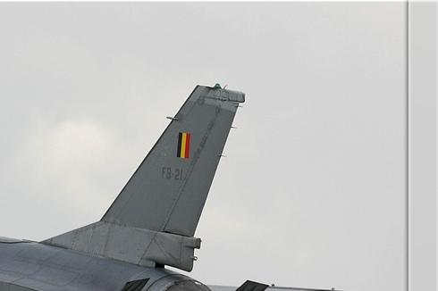 Photo#3590-2-General Dynamics F-16BM Fighting Falcon