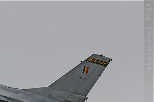 Photo#3620-2-General Dynamics F-16BM Fighting Falcon