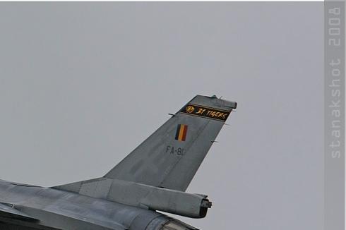 Photo#3623-2-General Dynamics F-16AM Fighting Falcon