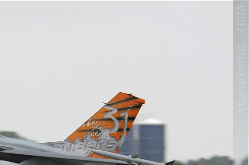 Photo#3625-2-General Dynamics F-16AM Fighting Falcon