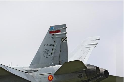 Photo#3646-2-McDonnell Douglas EF-18A Hornet