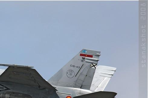 Photo#3648-2-McDonnell Douglas EF-18A Hornet