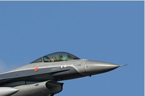 Photo#3968-2-General Dynamics F-16AM Fighting Falcon