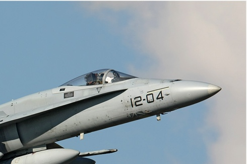 Photo#3977-2-McDonnell Douglas EF-18A Hornet