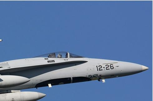Photo#3980-2-McDonnell Douglas EF-18A Hornet