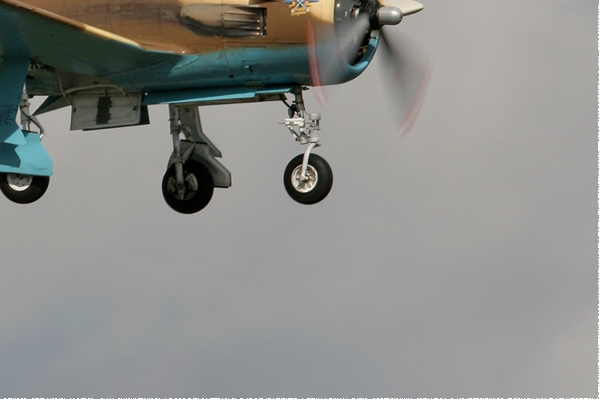 Photo#3008-4-North American T-28S Fennec
