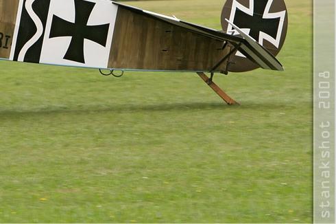 Photo#3523-4-Fokker DR.1
