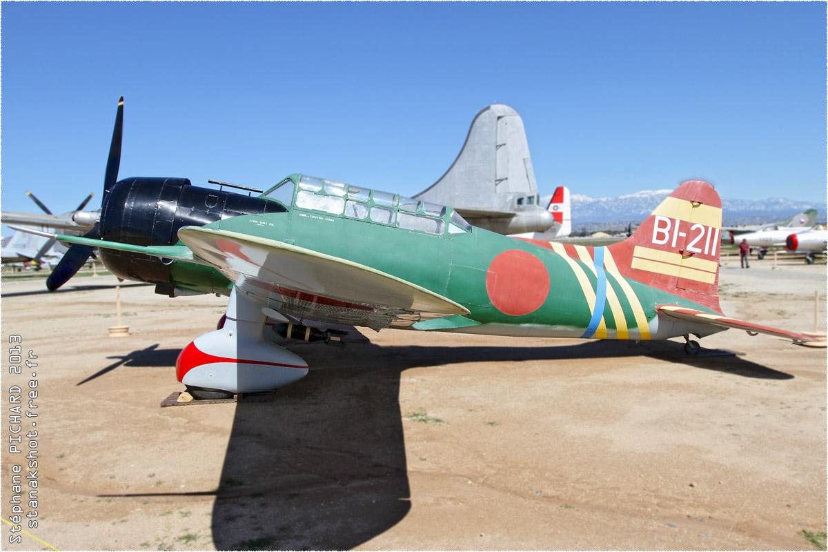 tof#4059 BT-13 enregistré aux USA au statique à Riverside (CA, USA) en 2013