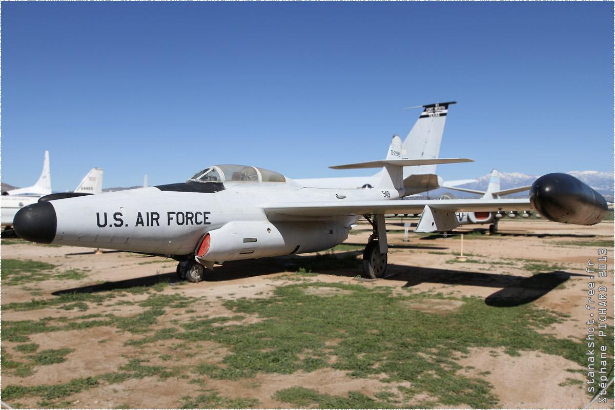 tof#4712 F-89 de l'US Air Force au statique à Riverside (CA, USA) en 2013