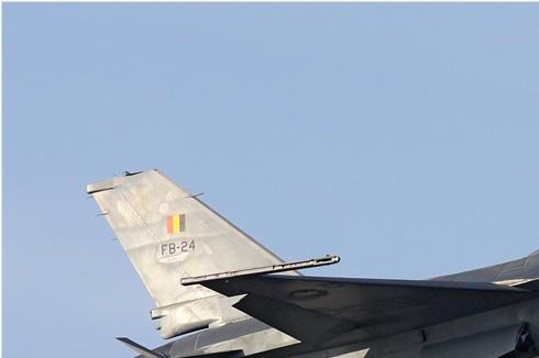 Photo#4040-1-General Dynamics F-16BM Fighting Falcon
