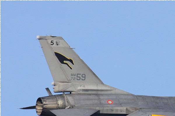 Photo#4055-1-General Dynamics F-16A Fighting Falcon