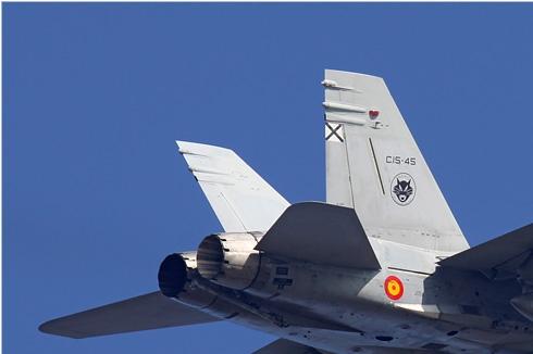 Photo#4063-1-McDonnell Douglas EF-18A Hornet