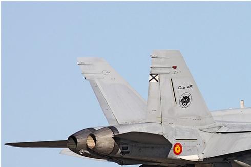 Photo#4064-1-McDonnell Douglas EF-18A Hornet