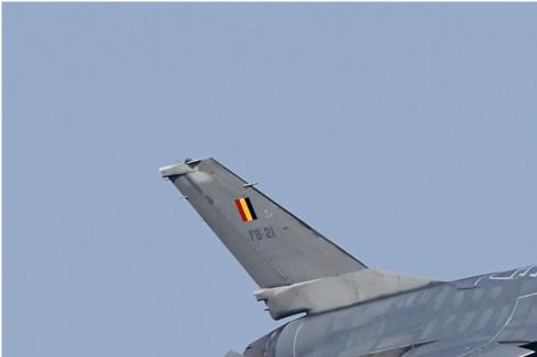 Photo#4154-1-General Dynamics F-16BM Fighting Falcon