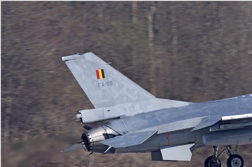 Photo#4160-1-General Dynamics F-16AM Fighting Falcon