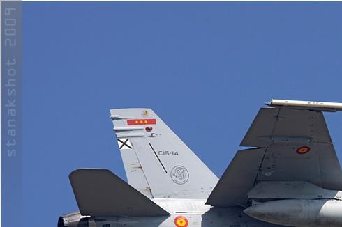 Photo#4164-1-McDonnell Douglas EF-18A Hornet