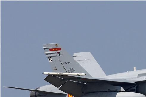 Photo#4165-1-McDonnell Douglas EF-18A Hornet