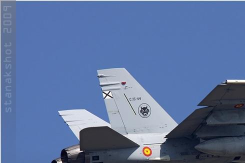 Photo#4166-1-McDonnell Douglas EF-18A Hornet