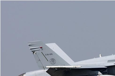 Photo#4170-1-McDonnell Douglas EF-18A Hornet