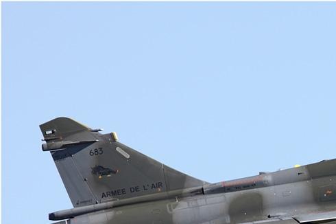 Photo#4257-1-Dassault Mirage 2000D