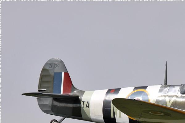 Photo#4300-1-Supermarine Spitfire HF9E