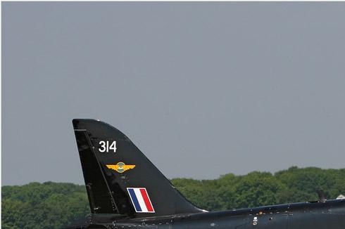 Photo#4424-1-Hawker Siddeley Hawk T1W