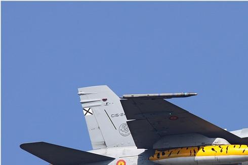 Photo#4554-1-McDonnell Douglas EF-18A Hornet
