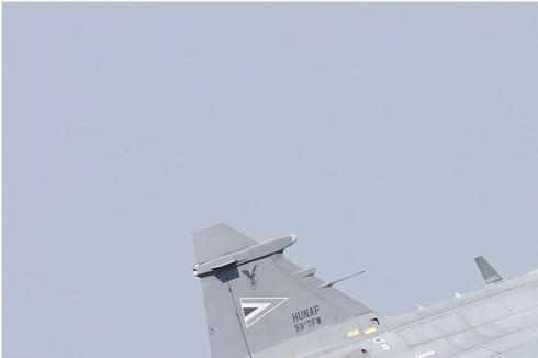 Photo#4563-1-Saab JAS39D Gripen