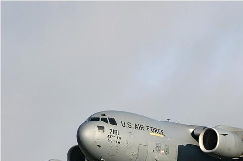 Photo#4628-1-Boeing C-17A Globemaster III