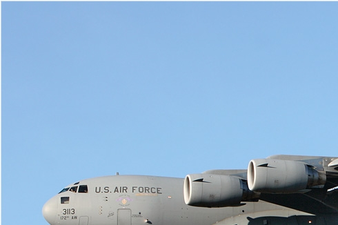 Photo#4630-1-Boeing C-17A Globemaster III