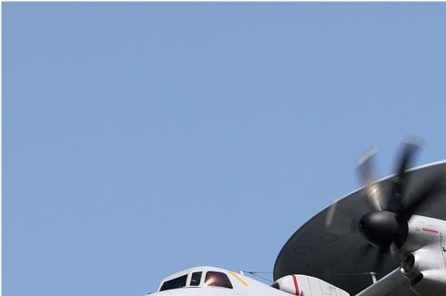 Photo#4752-1-Grumman E-2C Hawkeye