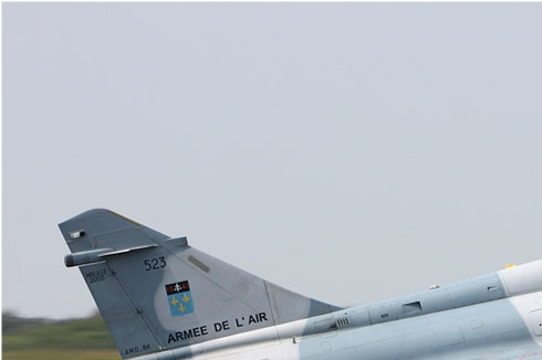 Photo#4989-1-Dassault Mirage 2000B