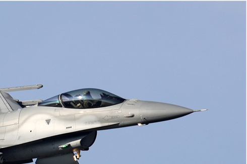 Photo#4047-2-Lockheed Martin F-16C Fighting Falcon