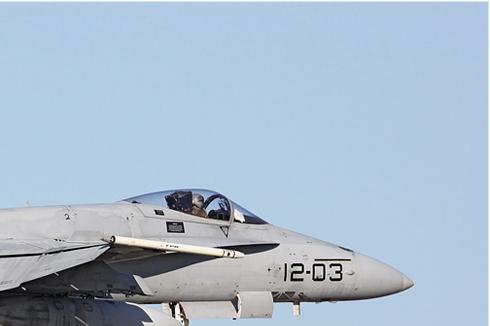 Photo#4064-2-McDonnell Douglas EF-18A Hornet
