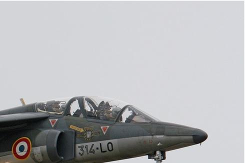 Photo#4120-2-Dassault-Dornier Alphajet E
