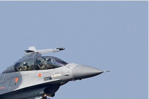 Photo#4154-2-General Dynamics F-16BM Fighting Falcon